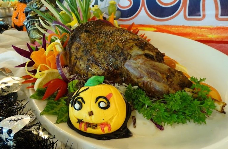 Halloween Scream Buffet Dinner in Ipoh