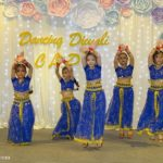 Dancing Diwali with Creative Latin Dance Academy