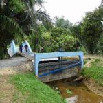 Sungai Atas Sungai (River Above A River) in Selama, Perak