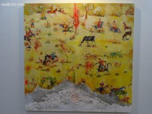 5 Iranian Signature Art Show Ipoh