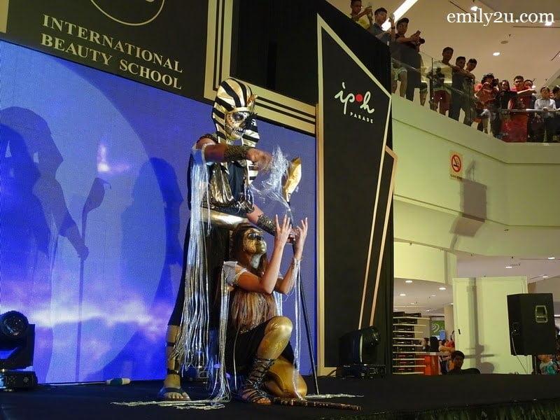 7. Rayhab Anwar with Return of Egyptian Pharaoh