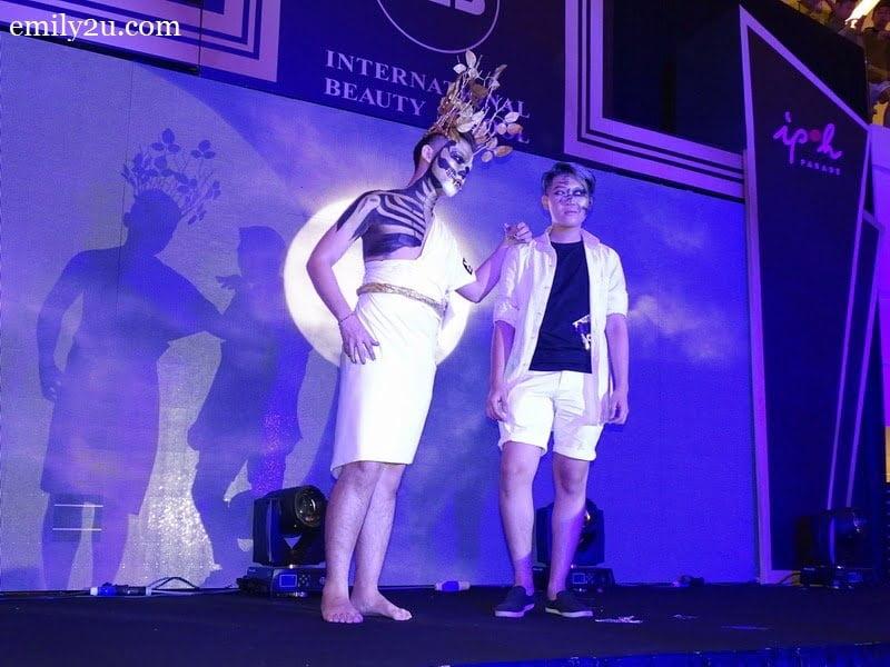 8. Wong Sheng Zhi with Prince Skeleton