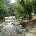 Lata Tebing Tinggi in Selama, Perak