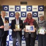 JATA Tourism EXPO Japan 2017: Connecting Twin Cities Kuala Selangor & Hakuba Goryu