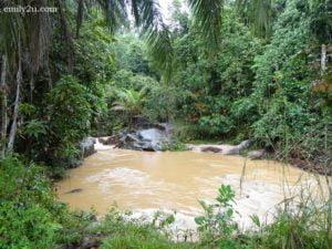 1 Gepai Falls Bidor