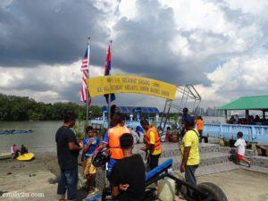 10 Iskandar Puteri Kayak Challenge