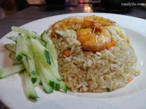 11 Fried Pineapple Rice