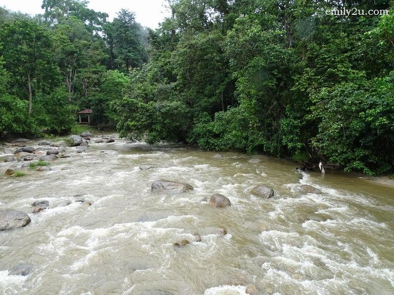 12. ferocious rapids