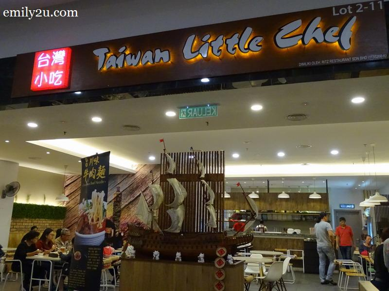 13. Taiwan Little Chef, Awana SkyCentral
