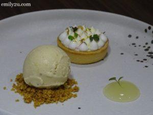 14 Dessert Lemon Tart