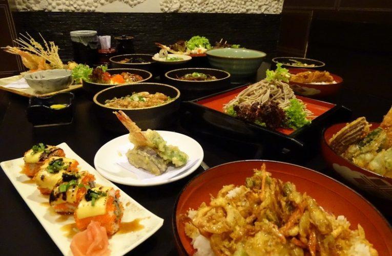 Sango Japanese Restaurant @ Crystal Crown Hotel, Petaling Jaya