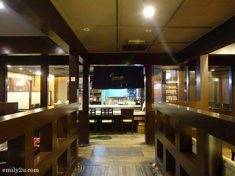 2. Sango, Japanese restaurant