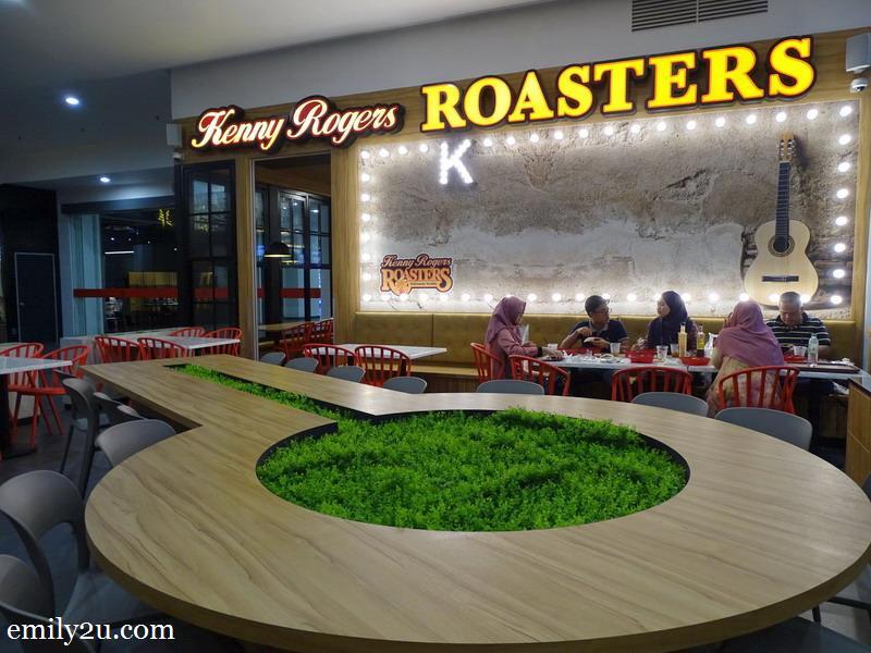 21. Kenny Rogers ROASTERS, Awana SkyCentral