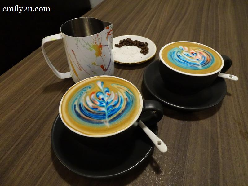 22. Macadamia Latte