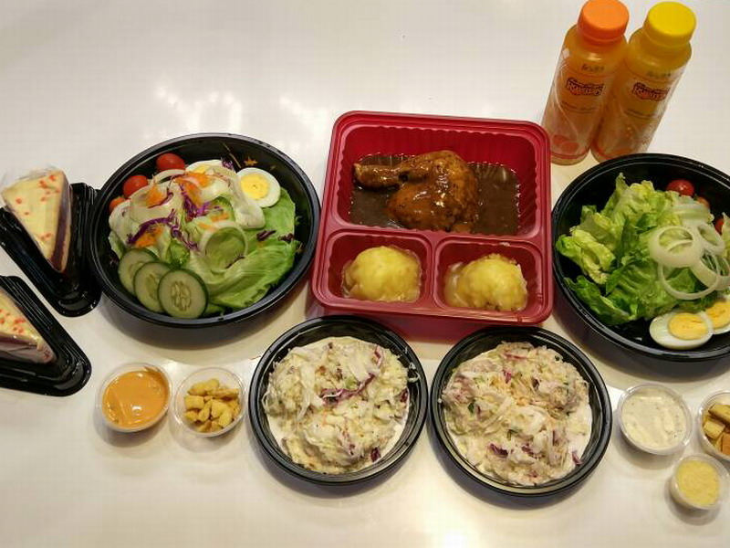 22. Kenny Rogers Classic Choice + side dishes (image credit: Kellaw.net)