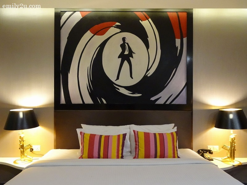 James Bond Executive Room