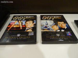 28 James Bond