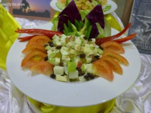 3 Walnut Apple Salad