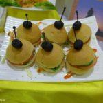 4 Assorted Mini Burgers