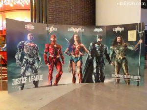 5 Justice League