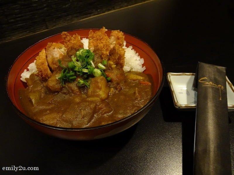 6. Chicken Katsu Curry Don