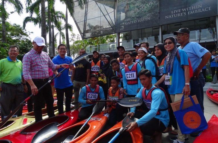 Iskandar Puteri Kayak Challenge 2017, Johor