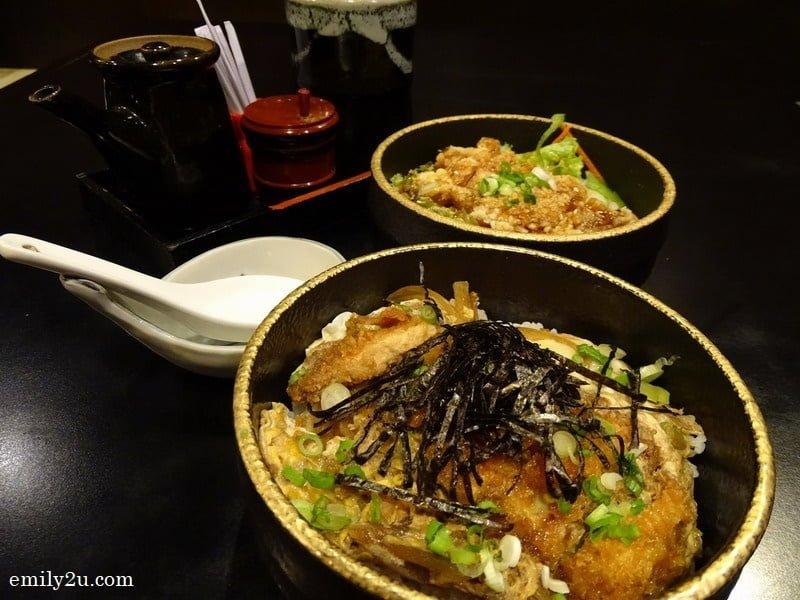 7. Chicken Katsu Tamago Don