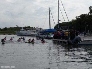 8 Iskandar Puteri Kayak Challenge