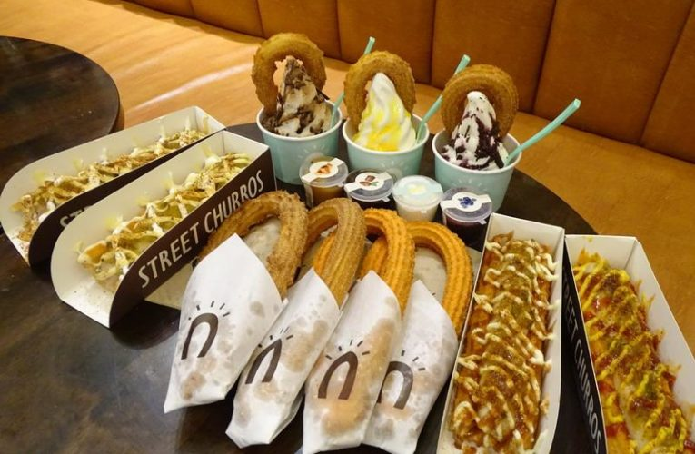 Street Churros, SkyAvenue, Resorts World Genting