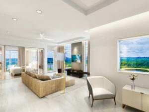 8 artist's impression of Type E3 - 3 Bedroom Executive Suite