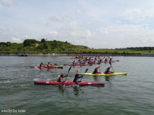 9 Iskandar Puteri Kayak Challenge
