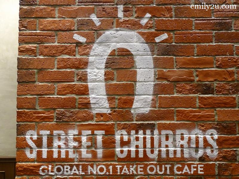 9. global No. 1 take-out café