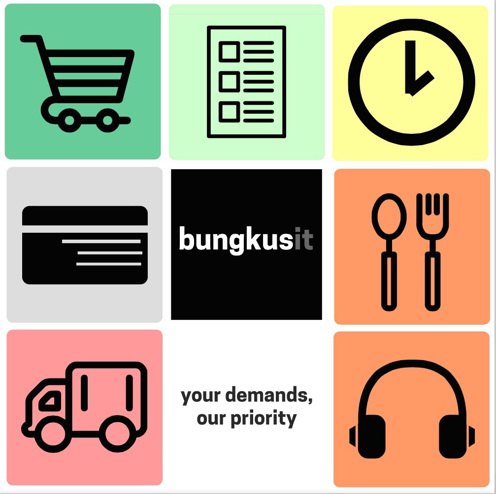 Now You Can Save more With Bungkusit