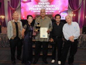 Perak Tourism Awards 2013