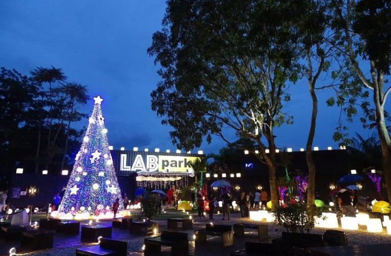 LABpark: Glow in the Park