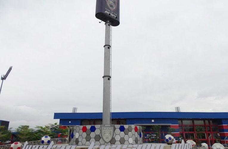 Tour of Larkin Stadium (Tan Sri Dato' Haji Hassan Yunos Stadium)