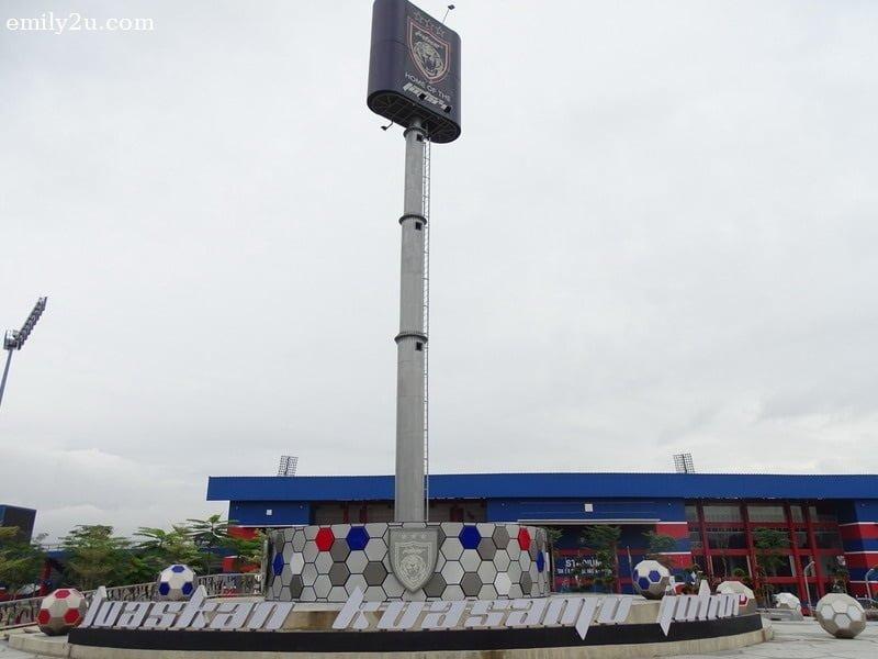 1. Larkin Stadium (Tan Sri Dato' Haji Hassan Yunos Stadium)