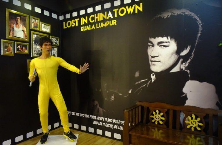 Lost in Chinatown in Petaling Street, Kuala Lumpur