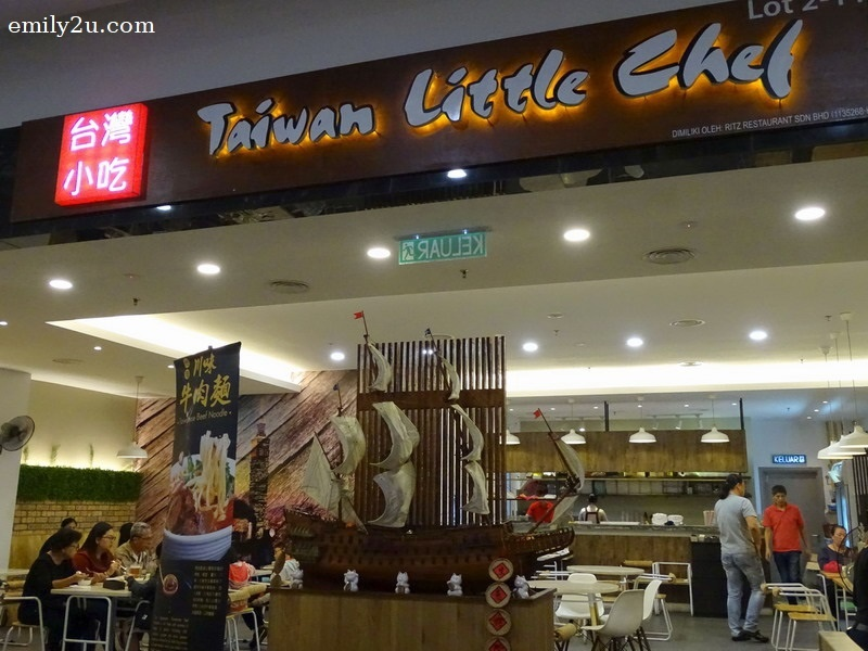 1. Taiwan Little Chef, Awana SkyCentral