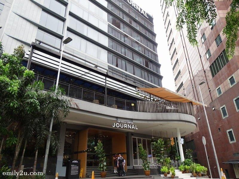 1. The Kuala Lumpur Journal Hotel