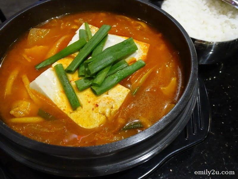 11. Kimchi Jjigae