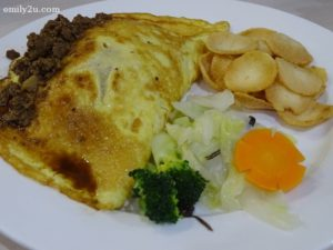 11 Taiwanese Omelette Rice