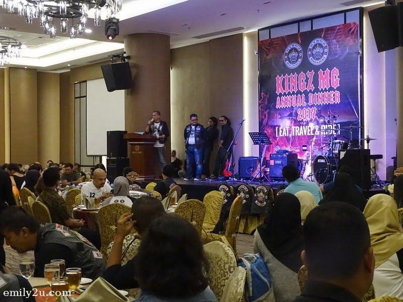 12. Kingz MG Malaysia annual dinner at Millésimé Hotel, Johor Bahru