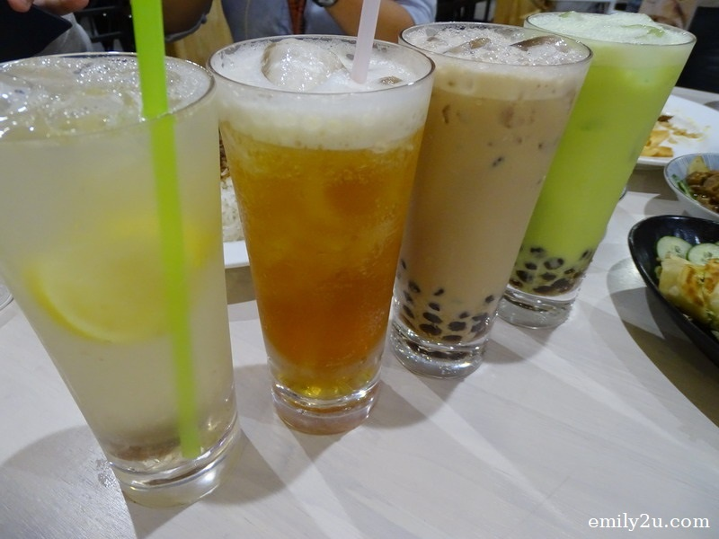 12. popular Taiwanese beverages