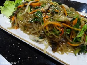 14 Korean vegetable dish