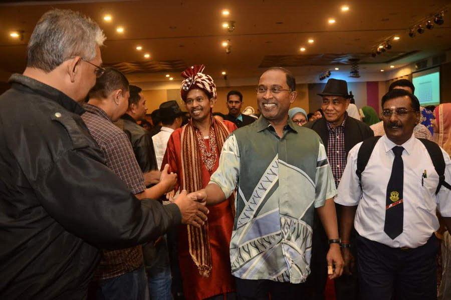 2. Perak Menteri Besar Y.A.B. Dato' Seri DiRaja Dr. Zambry bin Abdul Kadir arrives