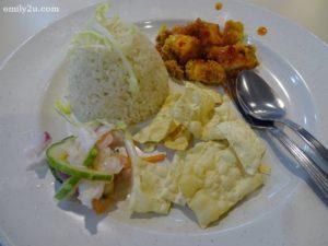 2 Nasi Ayam MB