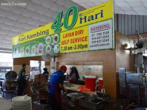 2 Restoran Kari Kambing 40 Hari