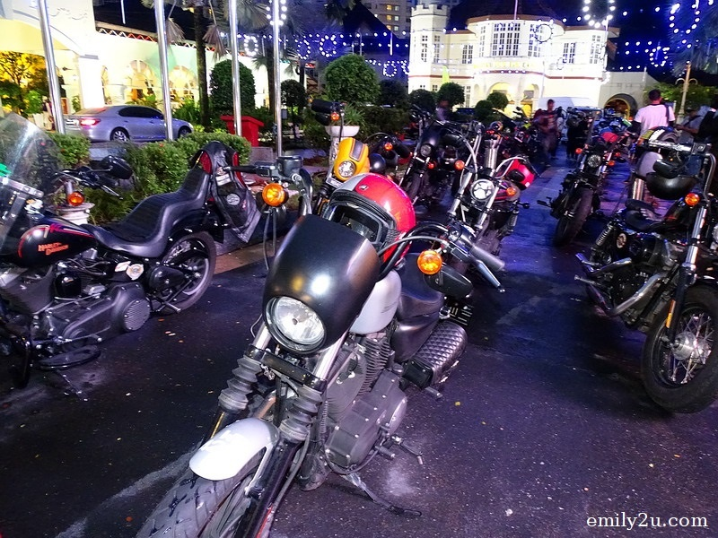 27. arrival at MaTIC in Kuala Lumpur, wrapping up the 3-day 2nd annual ride of Kingz MG Malaysia