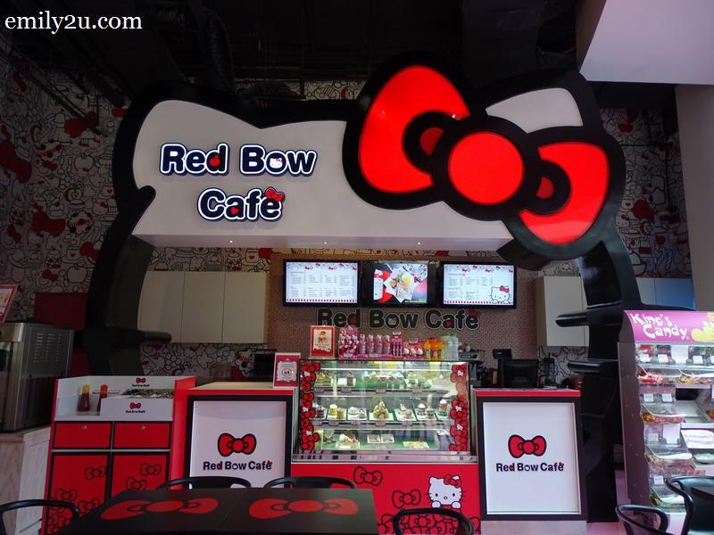 26. Red Bow Café